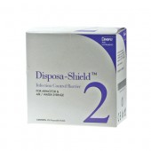 DISPOSA-SHIELD Nº 2 PROTECTORES PLASTICO (250u)
